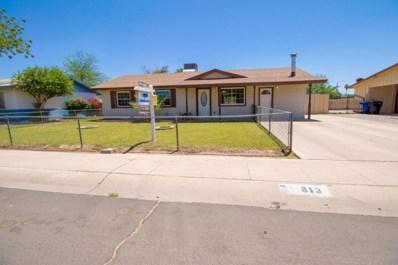 813 E Tulsa Street, Chandler, AZ 85225 - MLS#: 5770700
