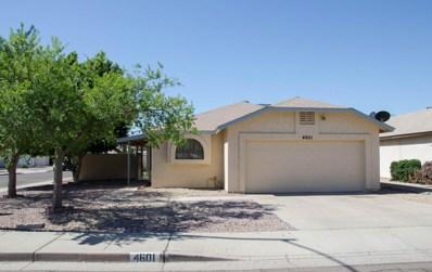 4601 W Wahalla Lane, Glendale, AZ 85308 - MLS#: 5771783