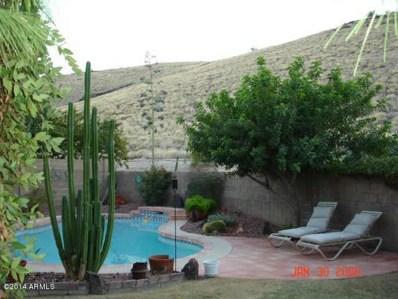 5839 W Electra Lane, Glendale, AZ 85310 - MLS#: 5773601