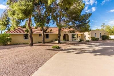 5002 E Fanfol Drive, Paradise Valley, AZ 85253 - MLS#: 5774121