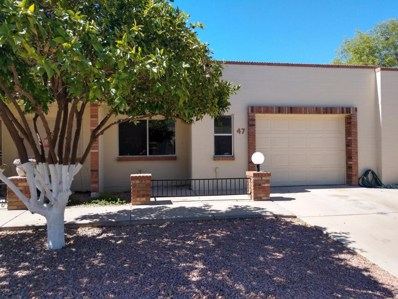 1951 N 64TH Street Unit 47, Mesa, AZ 85205 - MLS#: 5774293