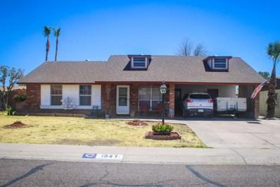1547 W Kristal Way, Phoenix, AZ 85027 - MLS#: 5774687
