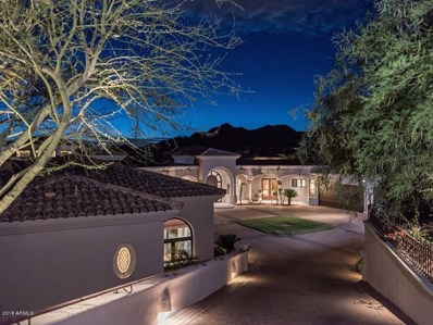 6060 N Paradise View Drive, Paradise Valley, AZ 85253 - MLS#: 5774741