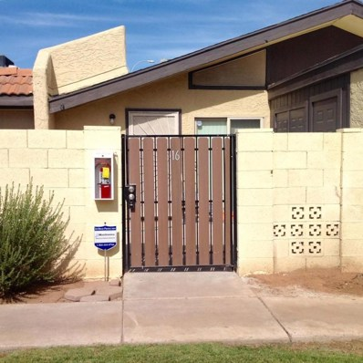 712 N Santa Barbara -- Unit 16, Mesa, AZ 85201 - MLS#: 5776172