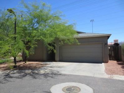 815 E Minton Street, Phoenix, AZ 85042 - MLS#: 5776467