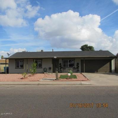 2525 N 61ST Drive, Phoenix, AZ 85035 - MLS#: 5776585