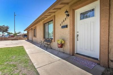 5702 N 61ST Lane, Glendale, AZ 85301 - MLS#: 5777668