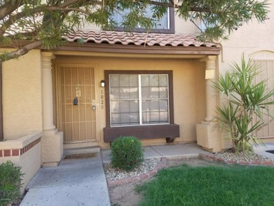 4601 N 102ND Avenue Unit 1020, Phoenix, AZ 85037 - MLS#: 5777799