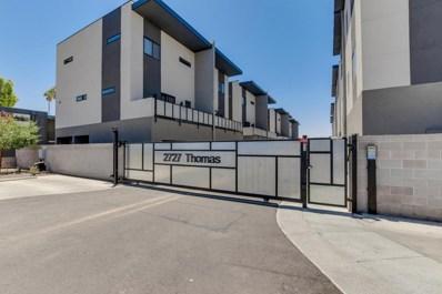 2727 E Thomas Road Unit 6, Phoenix, AZ 85016 - MLS#: 5778480