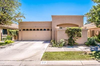 53 E Dawn Drive, Tempe, AZ 85284 - MLS#: 5779000