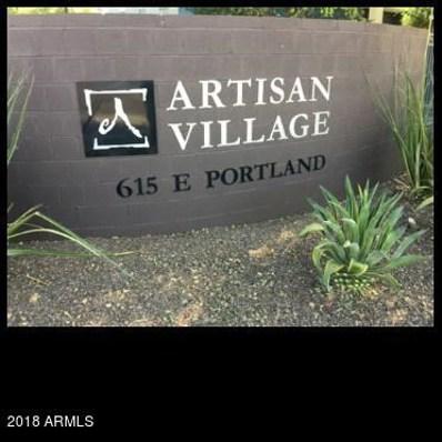 615 E Portland Street Unit 122, Phoenix, AZ 85004 - MLS#: 5779330