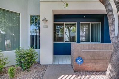 3633 N 3RD Avenue Unit 1107, Phoenix, AZ 85013 - MLS#: 5779392