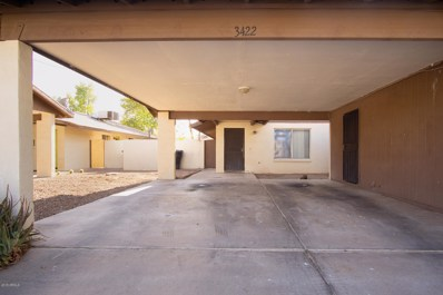 3422 S Roosevelt Street, Tempe, AZ 85282 - MLS#: 5780805