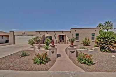15810 N Lakeforest Drive, Sun City, AZ 85351 - MLS#: 5781261