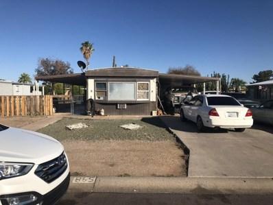 865 S Evangeline Avenue, Mesa, AZ 85208 - MLS#: 5781628