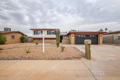 4708 W Laurel Lane, Glendale, AZ 85304 - MLS#: 5782216