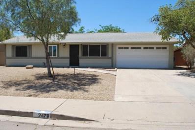 2478 E John Cabot Road, Phoenix, AZ 85032 - MLS#: 5782686