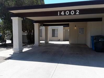 14002 N 30TH Lane, Phoenix, AZ 85053 - MLS#: 5783305