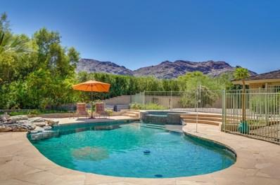 5006 E Crestview Drive, Paradise Valley, AZ 85253 - MLS#: 5783486