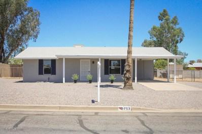 753 N 96TH Street, Mesa, AZ 85207 - MLS#: 5784126
