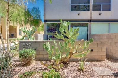 537 E Willetta Street Unit 9, Phoenix, AZ 85004 - MLS#: 5784173