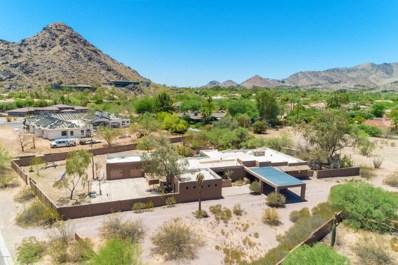 5531 E Mockingbird Lane, Paradise Valley, AZ 85253 - MLS#: 5784565