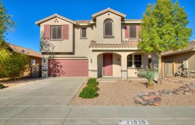21819 N Bradford Drive, Maricopa, AZ 85138 - MLS#: 5784577