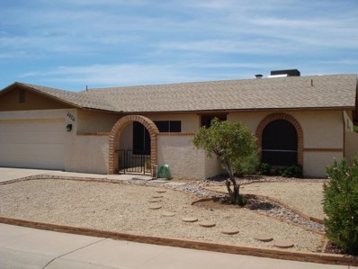 4926 W Ironwood Drive, Glendale, AZ 85302 - MLS#: 5785314
