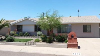 1542 W Eva Street, Phoenix, AZ 85021 - MLS#: 5786257