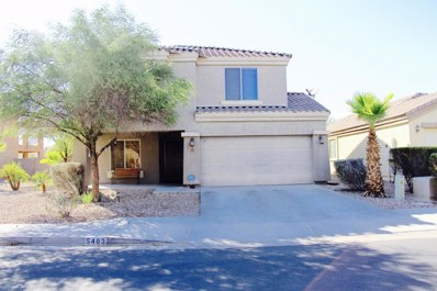 5482 S 236TH Avenue, Buckeye, AZ 85326 - MLS#: 5788324