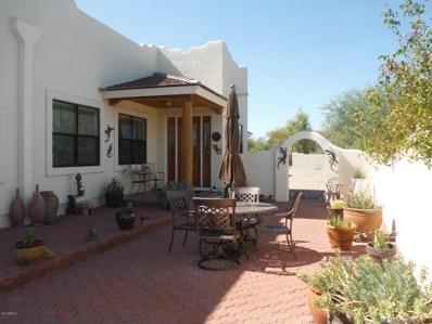 35100 S Antelope Creek Road, Wickenburg, AZ 85390 - MLS#: 5788678