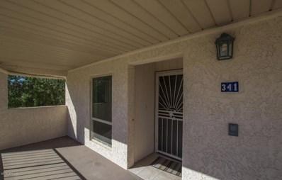 11046 N 28TH Drive Unit 341, Phoenix, AZ 85029 - MLS#: 5789007