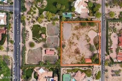 5106 N Wilkinson Road, Paradise Valley, AZ 85253 - MLS#: 5789571