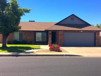 4965 E Evergreen Street, Mesa, AZ 85205 - MLS#: 5789580