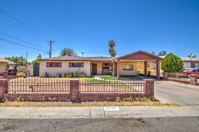 4510 N 29TH Drive, Phoenix, AZ 85017 - #: 5790362