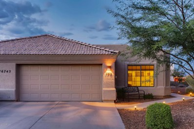 16745 E Saguaro Boulevard Unit 102, Fountain Hills, AZ 85268 - #: 5790618