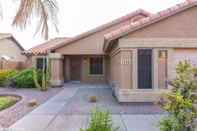 15423 S 24TH Street, Phoenix, AZ 85048 - MLS#: 5790784