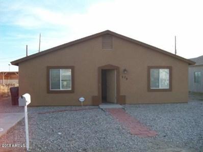 539 W Dewey Avenue, Coolidge, AZ 85128 - MLS#: 5791082