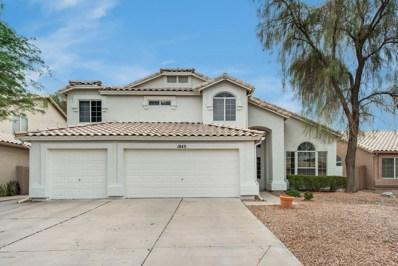 1843 W Desert Lane, Gilbert, AZ 85233 - MLS#: 5792066