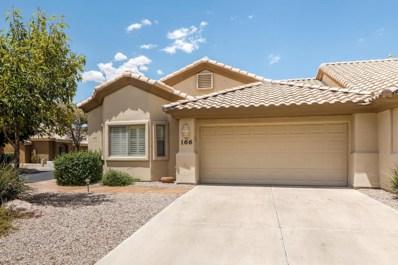 5830 E McKellips Road Unit 166, Mesa, AZ 85215 - MLS#: 5792509