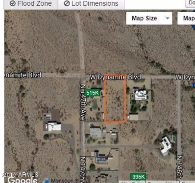 N Dynamite\/147TH Avenue, Surprise, AZ 85387 - MLS#: 5792652