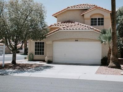 842 S Presidio Drive, Gilbert, AZ 85233 - MLS#: 5792900