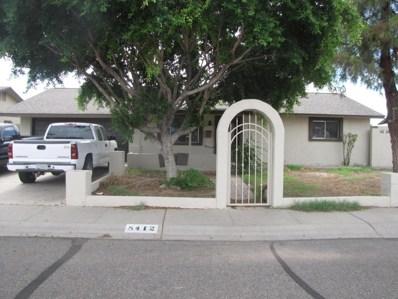 8412 N 35TH Avenue, Phoenix, AZ 85051 - MLS#: 5793478