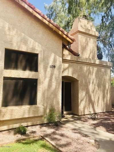 2019 W Lemon Tree Place Unit 1139, Chandler, AZ 85224 - MLS#: 5793646