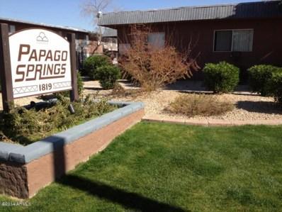1819 N 40TH Street Unit E-16, Phoenix, AZ 85008 - MLS#: 5794188