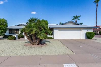 21223 N 134TH Way, Sun City West, AZ 85375 - MLS#: 5794967