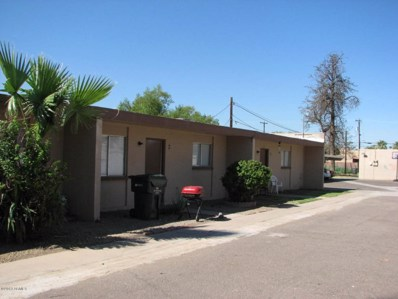3038 N 38TH Street Unit 5, Phoenix, AZ 85018 - MLS#: 5795156