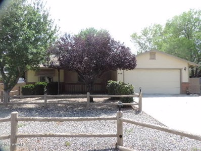 5601 N Robert Road, Prescott Valley, AZ 86314 - MLS#: 5796675