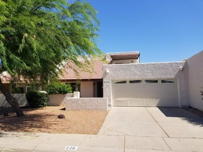 220 W Cardeno Circle, Litchfield Park, AZ 85340 - MLS#: 5797367