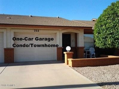 8020 E Keats Avenue Unit 264, Mesa, AZ 85209 - MLS#: 5797526